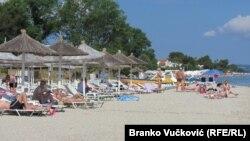 Архивска фотографија: Плажа во Грција