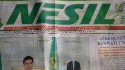 Türkmenistan metbugat azatlygynda yzdan üçünji ornuny saklaýar