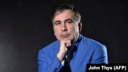 Экс-президент Михаил Саакашвили