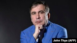 Михаил Саакашвили (архив)