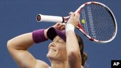 Австралийская теннисистка Саманта Стосур выиграла Открытый чемпионат США