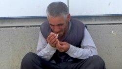 Türkmenbaşyda çilimkeş aýallardan güwänama soralýar