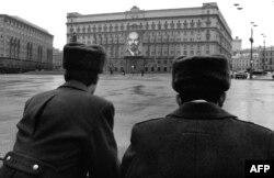 Владимир Путин опирается на бывших сотрудников КГБ