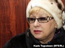 Адвокат Мурзина, защищающая осужденного Исманкулова