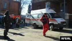 Больница в Артемовске, 18 февраля