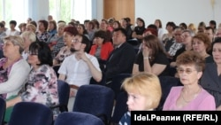 Публичные слушания по проекту решения горсовета о внесении очередных изменений в Устав города