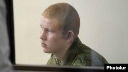 Валерий Пермяков в суде