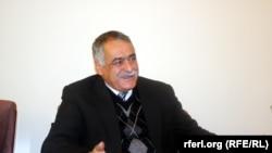 غلام حسین فخری رئیس ادارۀ مبارزه با فساد اداری افغانستان