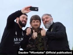 Даудов Мохьмад, Кадыров Рамзан , Делимханов Адам
