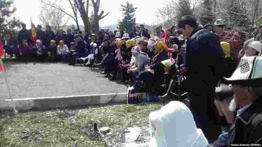 Protes - Sadyr Japarov - Jalal-Abad Kyrgyzstan 25.03.2017