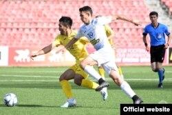 Tadžikistanski fudbalski klubovi 'Lokomotiva' i 'Khatlon'