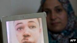 طارق ابوخضیر، پسرعموی نوجوان مقتول مورد ضرب و شتم قرار گرفته بود