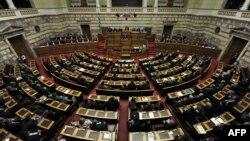 Грчкиот парламент.