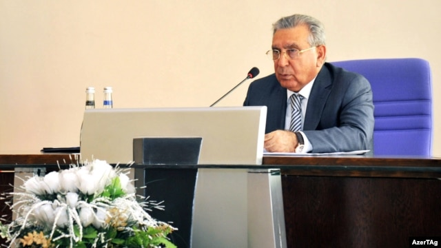 Ramiz Mehdiyev, the Head of the Presidential Administration