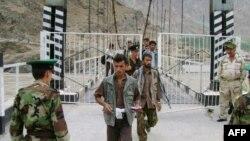 Таджикско-афганская граница. Фото из архива