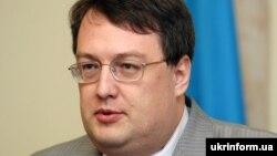 Советник министра внутренних дел Украины Антон Геращенко.