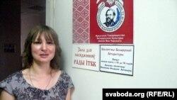 Старшыня ІТБК Алена Сіпакова