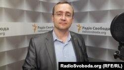 Історик Андрій Іванець