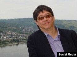 """Азат Вахитов, """"Туган тел"""" каналы"""