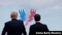 La ceremonia din Normandia