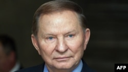 """Former President Leonid Kuchma believes the Kremlin always expected Ukraine to move toward the EU and NATO and had the current scenario """"in mind all along."""""""