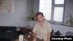 Активист АНК Тигран Аракелян