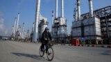 Naftna rafinerija u Teheranu