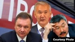Самаков, Чудинов ва Айдаралиев