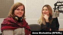 Еміне Джеппар на Українському радіо
