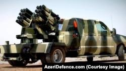 Azərbaycanın istehsal etdiyi silahlar (fotoqalereya)