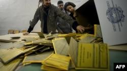 Alegeri italiene, imagine de arhivă.