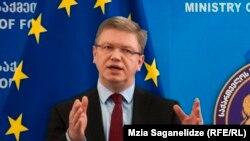 Єврокомісар із питань розширення та політики сусідства Штефан Фюле