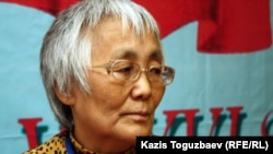 Сақып Жаңабаева. Алматы, 27 наурыз 2012 жыл.