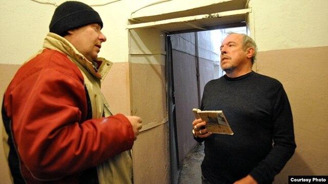 Дыск «Аэрапляны ў вырай» — у падарунак Андрэю Макарэвічу