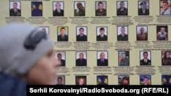 Фото загиблих воїнів АТО, архівне фото