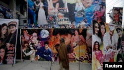 Peshawar is a frontline city in Pakistan's battle against Islamist militants who regard films as sinful.