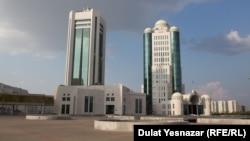 Қазақстан Парламентінің ғимараты