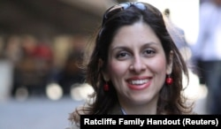 Iranian-British aid worker Nazanin Zaghari-Ratcliffe