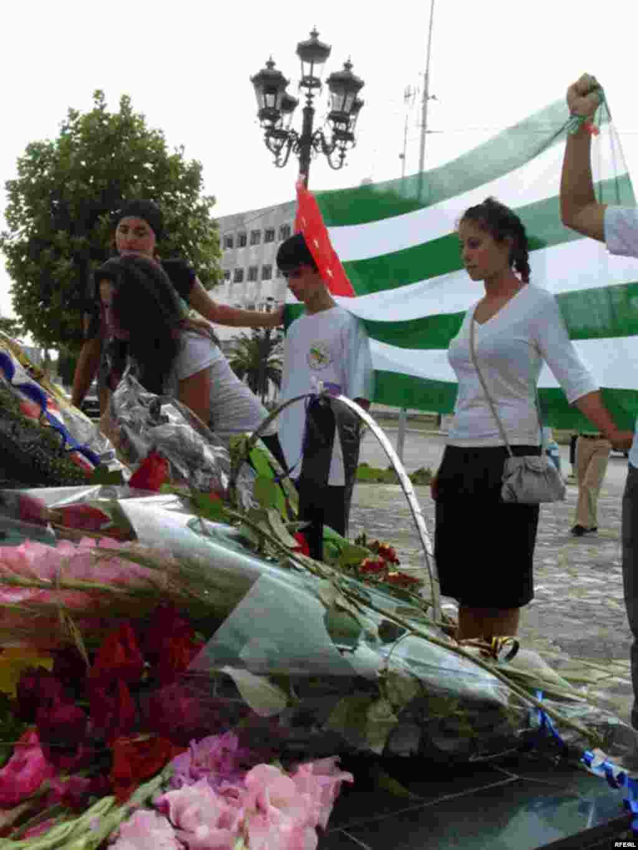 Абхазия отмечает годовщину признания Москвой #21
