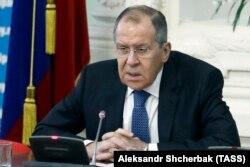 Кирило Лавров, міністр закордонних справ Росії