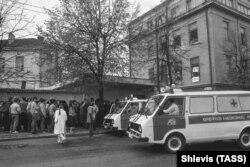 Гражданские волнения в Литве, 1990 год