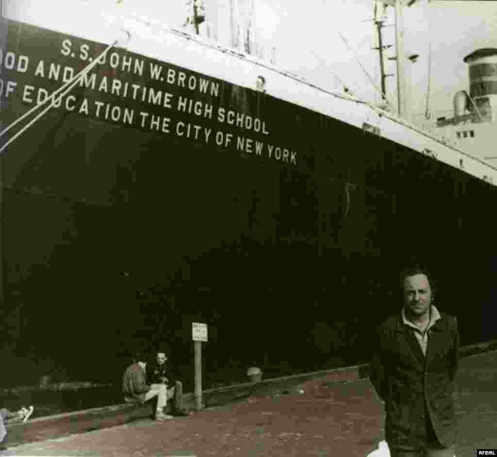 Brodsky In New York - 44 Morton Street #16