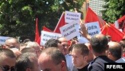 Protesta e Vetëvendosjes