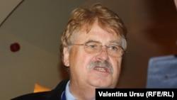 German member of the European Parliament, Elmar Brok
