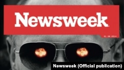 Newsweek magazine, August 1, 2014