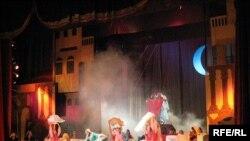 """""""Arşın mal alan"""". Azərbaycan Musiqili Dram Teatrı. 18 sentyabr 2009"""