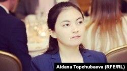 Курманжан Токтоболотова.
