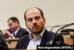 Georgian opposition politician Giorgi Kandelaki