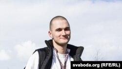 Віктар Данілаў, арыштаваны па справе «Белага легіёну»