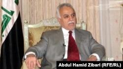 Ирак вице-президенті Тарик әл-Хашеми.